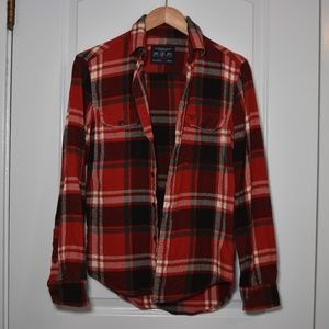 American Eagle Flannel Unisex